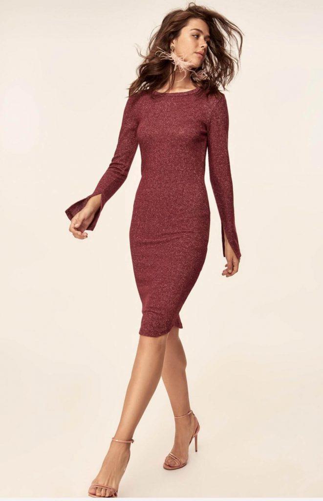 مدل یقه گرد در لباس های مجلسی زنانه