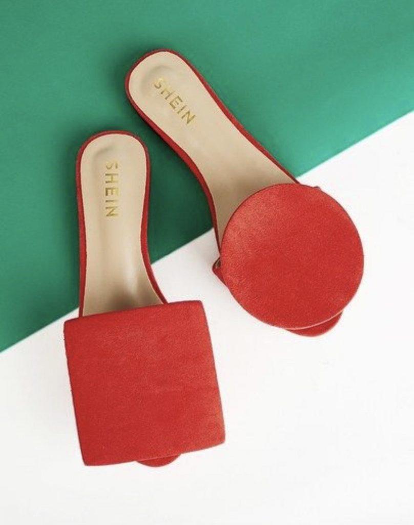 مدل های جدید کفش مجلسی ۲۰۱۹ صندل و کفش های مجلسی ناقرینه