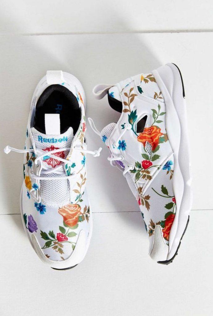 مدل های جدید کفش اسپورت ۲۰۱۹ کفش های اسپورت با پترن های دخترانه