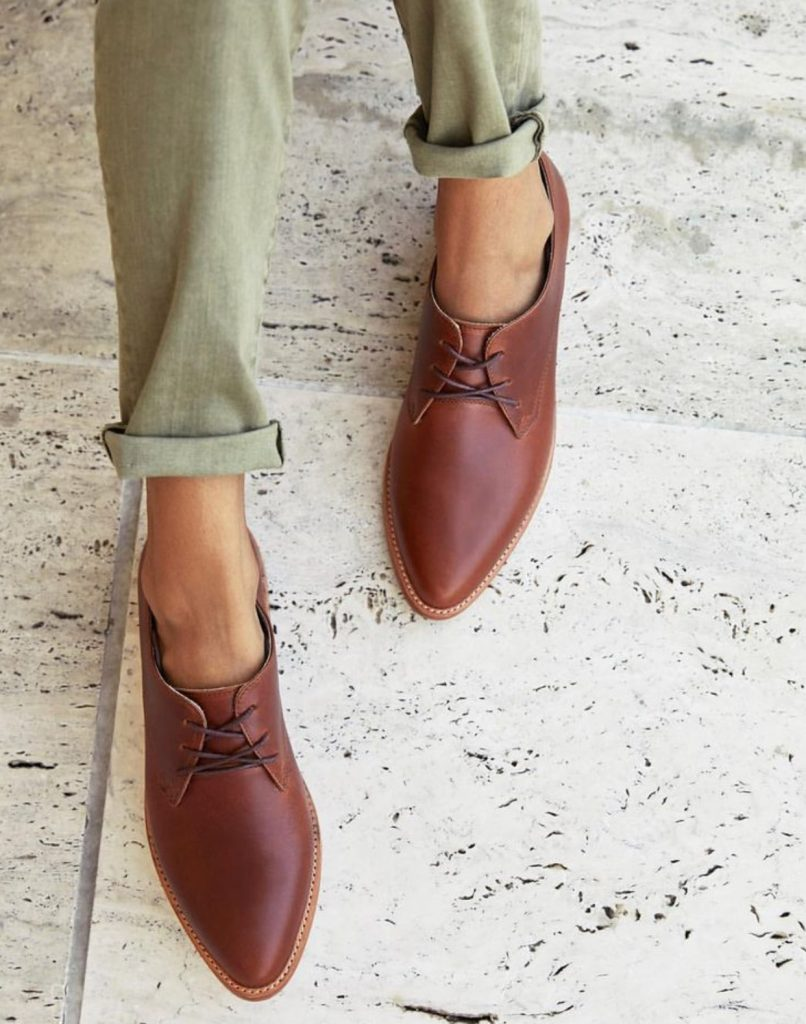 مدل های جدید کفش اداری ۲۰۱۹ کفش اداری نوک تیز