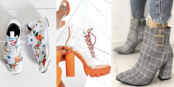 مدل های جدید کفش زنانه ۲۰۱۹ ( مجلسی، اسپرت، بوت،نیم بوت و اداری )