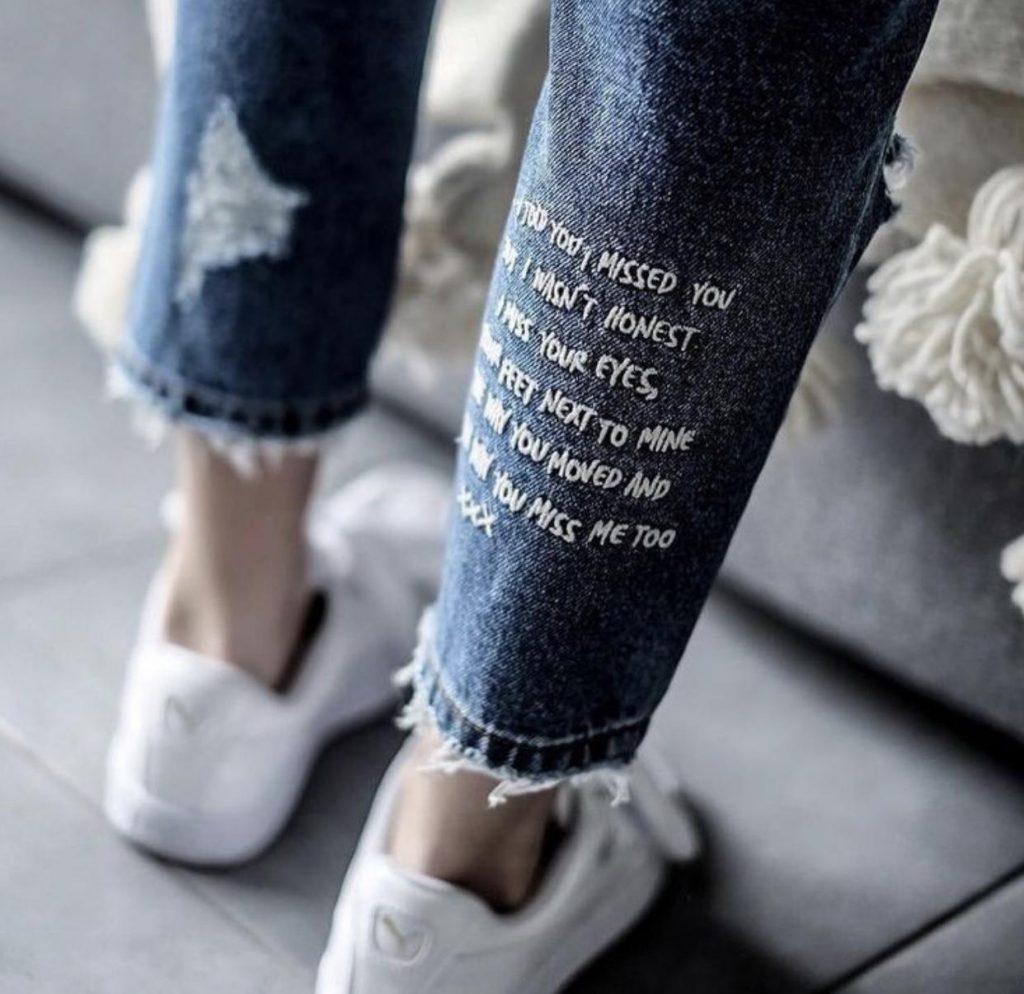 مدل های جدید شلوار جین