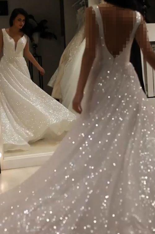لباس عروس شاین