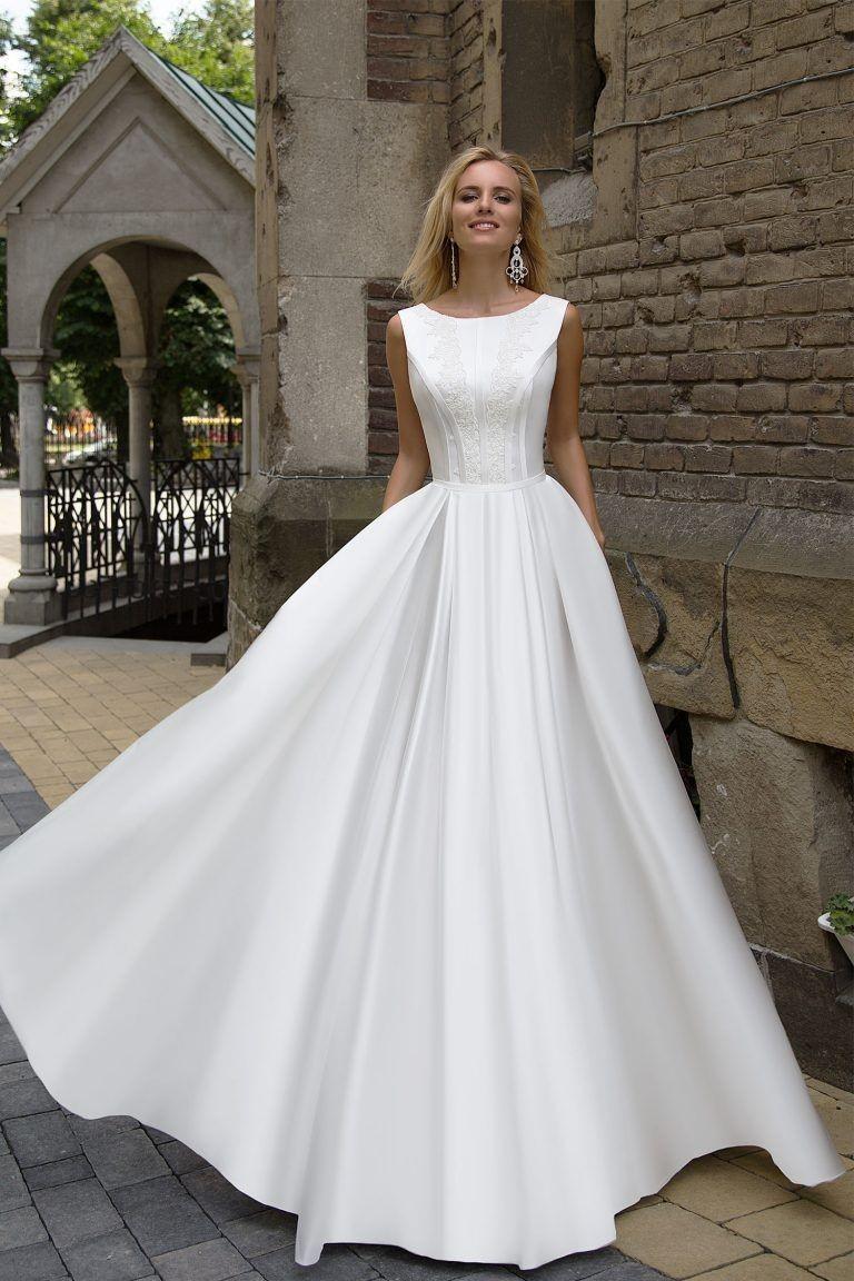 رویای لباس سفید عروس برای انتخاب رنگ
