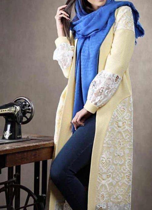 مدل آستین پفی گیپور