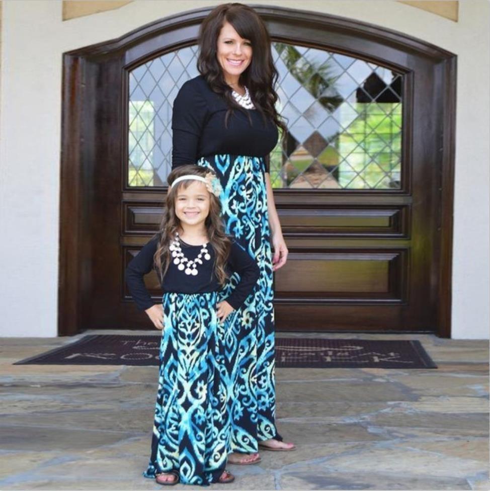 ست لباس مجلسی مادر دختری