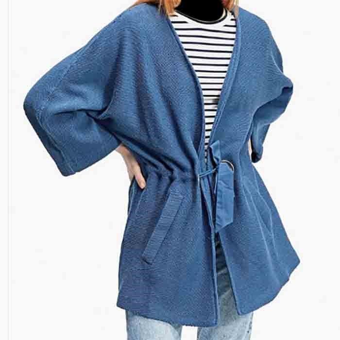مدل مانتو کوتاه جین