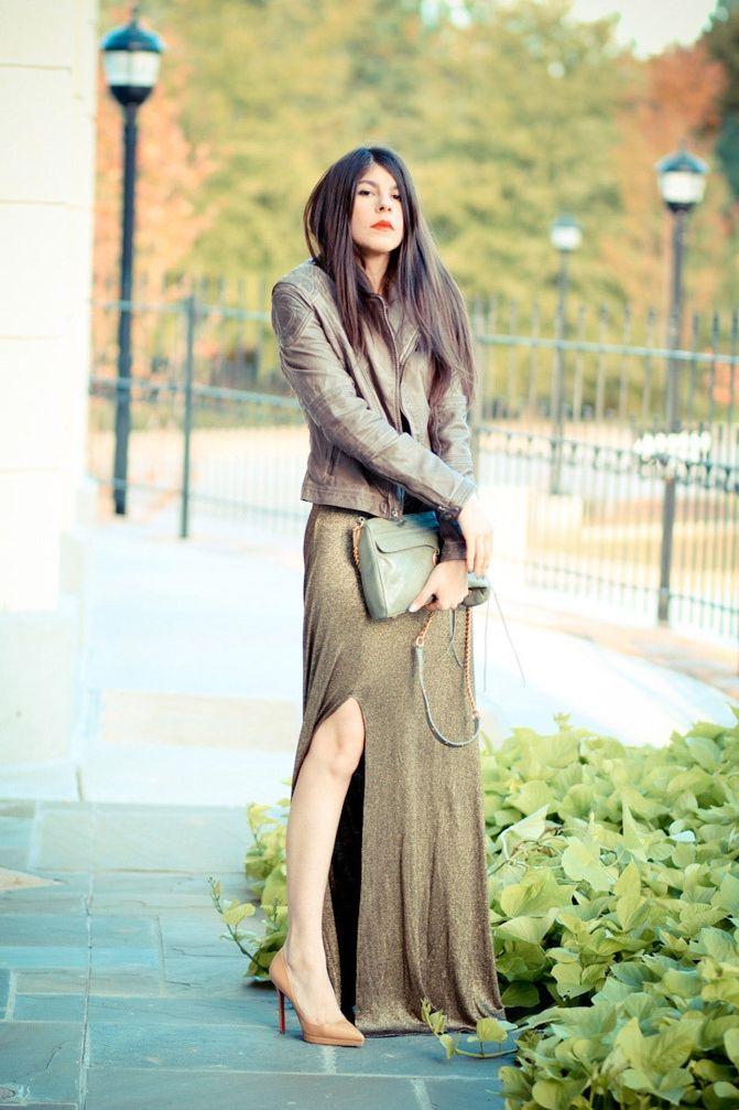 لباس بلند و کفش