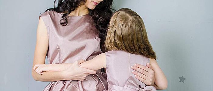 ست لباس مجلسی مادر و دختر ( معرفی ستهای جذاب مادر دختری)